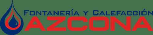 Logo - Fontanería y Calefacción Azcona   Cube4